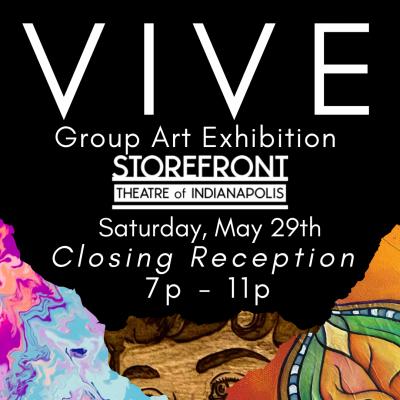 VIVE, A Group Art Exhibition - Closing Reception