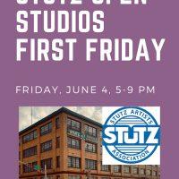Stutz Artists' Open Studios First Friday