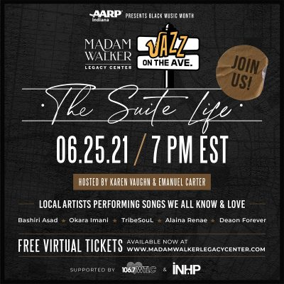 Jazz on the Ave | The Suite Life Edition