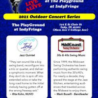 SundayJazz featuring the Avenue Indy Jazz Quintet