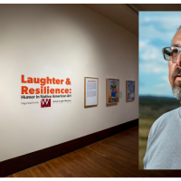 Laughter & Resilience Artist Talk Series with Gerald Clarke (Cahuilla)