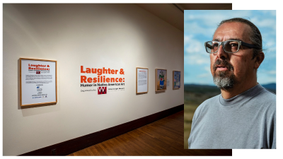 Laughter & Resilience Artist Talk Series with ...