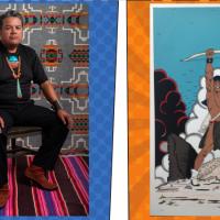Virtual Comic Book Workshop with Jason Garcia (Santa Clara Pueblo)