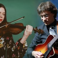 An Evening of Jazz with violinist Tessa Lark and guitarist Frank Vignola