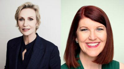 Cancelled: Jane Lynch and Kate Flannery: Two Lost Souls
