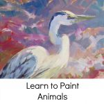 Learn to Paint Animals - 4 Week Class