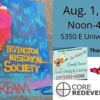 Irvington Historical Society. 2021 Ice Cream Social