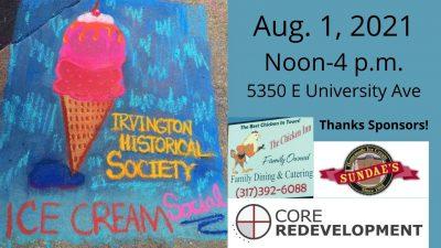 Irvington Historical Society. 2021 Ice Cream Socia...