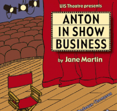 Anton in Show Business by Jane Martin