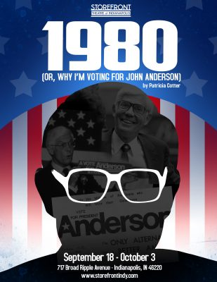 1980 (Or Why I'm Voting For John Anderson)