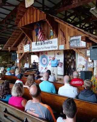 12th Annual Liar's Contest at Indiana State Fair...