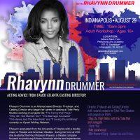 Rave-IN It with Rhavynn Drummer
