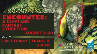 Opening Reception┃Encounter: A Sci-Fi and Fantas...