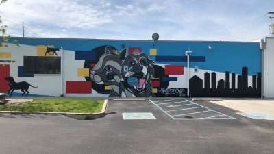 Indy Humane Mural