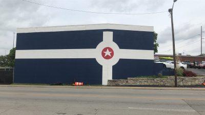 Indianapolis Flag