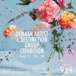 Fourth Annual DeHaan Artist of Distinction Group E...
