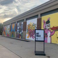 The Art Walk at Clay Terrace