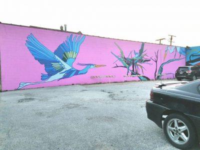 Highland Main Street Seeks Artist for Mural Repair...