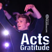 Acts of Gratitude at the IndyFringe Festival