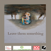 Leave Them Something: Visionary Worldbuilding