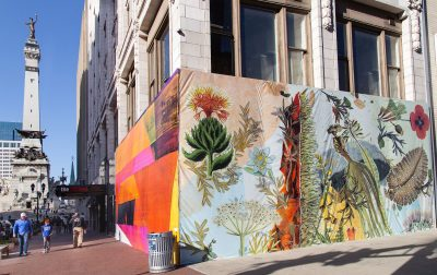 Artwork/Poetry Wanted for Storefront Vinyl Murals