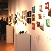 Gallery 924 Seeks Artwork for 10th Annual TINY Exh...