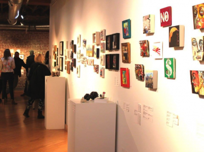Gallery 924 Seeks Artwork for 10th Annual TINY Exhibition