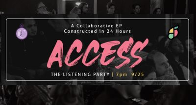ACCESS: A Collaborative EP Constructed in 24 Hours...