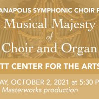 Indianapolis Symphonic Choir: Musical Majesty of Choir and Organ