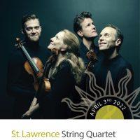 Ensemble Music Society presents St. Lawrence String Quartet