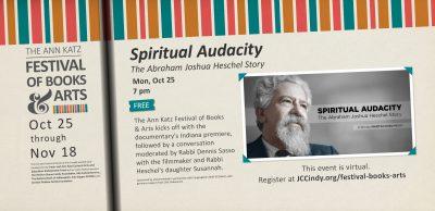 Spiritual Audacity: The Abraham Joshua Heschel Sto...