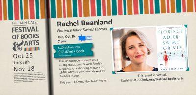 Jennifer Beanland - Florence Adler Swims Forever -...