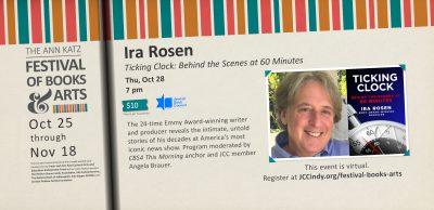 Ira Rosen interviewed by Angela Brauer - Ticking C...