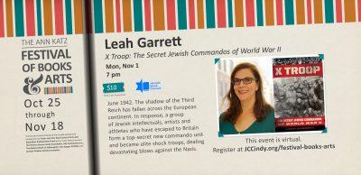 Leah Garrett - X Troop: The Secret Jewish Commando...