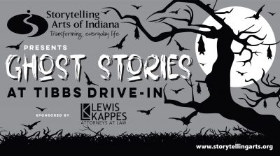 Ghost Stories at Tibbs Drive-In