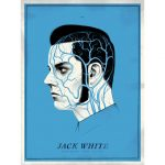 Black & Blue–On the Road with Jack White