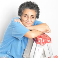 2021-22 Jane Fortune Outstanding Women Visiting Artist Lecture: Ghada Amer