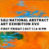 Opening Reception | SALI National Abstract Art Exhibition XVII