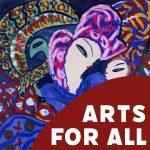Arts for All | Baya's Abstract Portraits