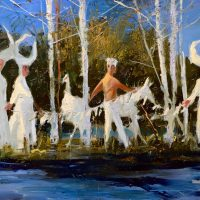 First Friday Gallery Opening at the Harrison Center