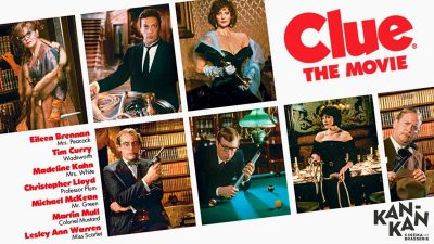 'Clue (1985)' Screenings & Themed Tasting Menu...