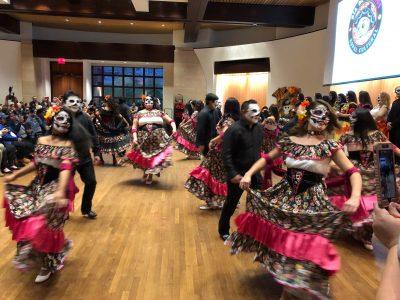 Dia de Muertos (Day of the Dead) Community Celebra...