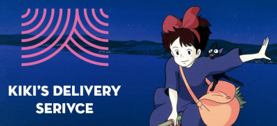 Kiki's Delivery Service (Dubbed in English)