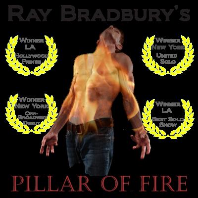 PILLAR OF FIRE - RAY BRADBURY