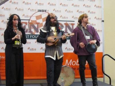 Il Troubadore: Klingon Music Project