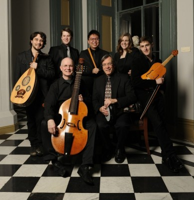 Select group of Peabody Conservatory early music majors perform at summer festival