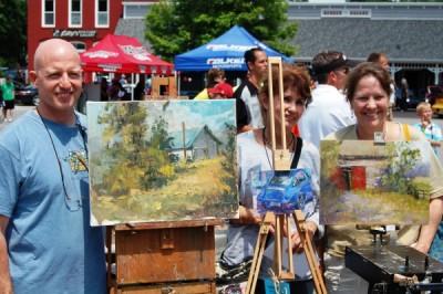 Zionsville Paint Out