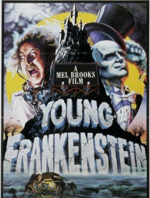 "Movies on the Lawn at Garfield Park presents ""Young Frankenstein"""