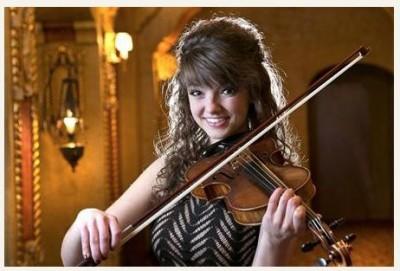 Anderson Symphony Orchestra: Emma Campbell, violin