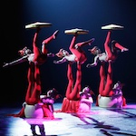 "The National Acrobats of the People's Republic of China: ""Cirque Peking"""